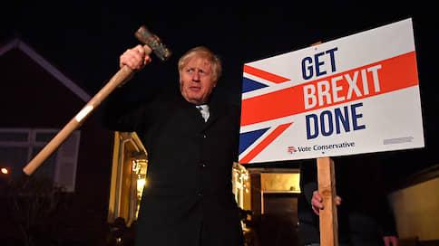«Брекситу» — быть  / Борис Джонсон победил на выборах в Великобритании с разгромным счетом