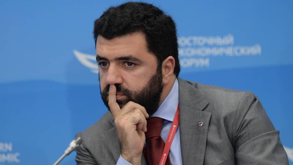 Первый замглавы «РусГидро» Джордж Рижинашвили