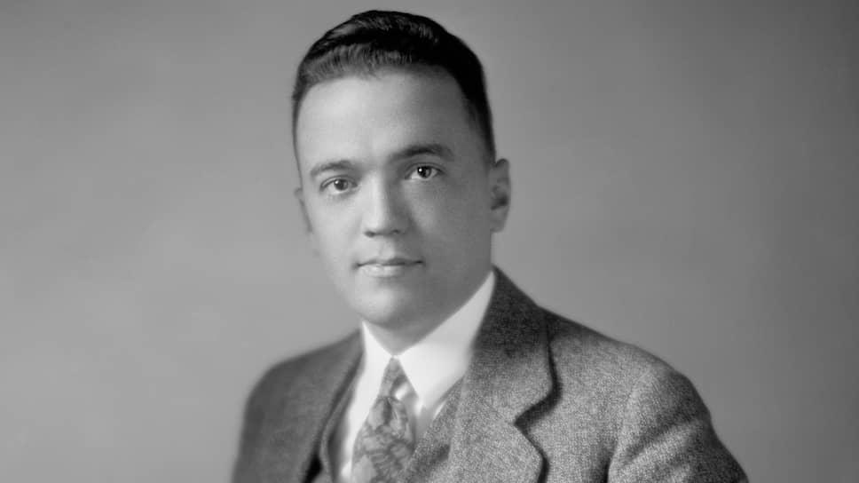Молодой начальник отдела общей разведки Бюро расследований Гувер стал главным помощником Палмера в борьбе с «красной угрозой»