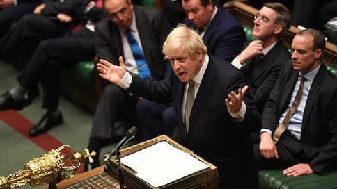 В британском парламенте прозвучал выстрел  / Депутаты с пятого раза одобрили законопроект о «Брексите»