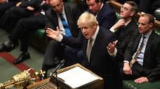 В британском парламенте прозвучал выстрел