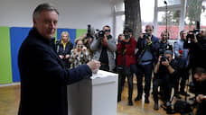 Кандидат в президенты Хорватии Мирослав Шкоро