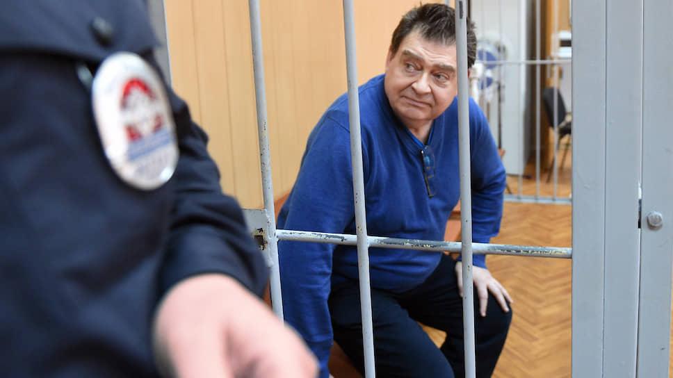 Бывший депутат Госдумы, бизнесмен Вадим Варшавский