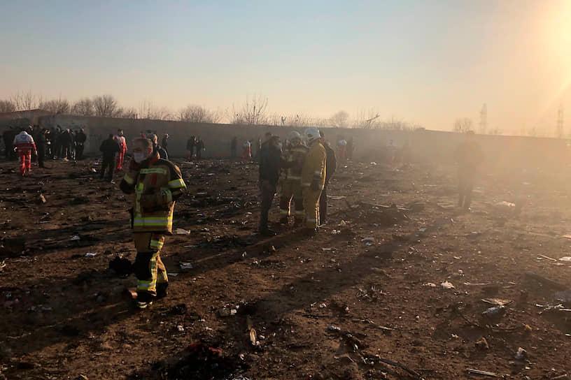 На борту, по данным СНБО Украины, находились 177 человек — 168 пассажиров и 9 членов экипажа