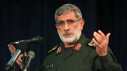 Бюрократ, кассир, воин  / Каким пока представляется новый руководитель спецподразделения «Аль-Кудс» Исмаил Кани