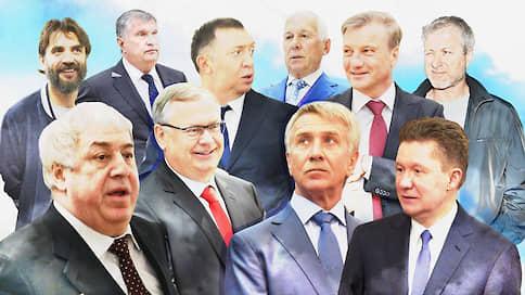 Лига выдающихся бизнесменов-7  / Самые популярные и самые критикуемые российские предприниматели и топ-менеджеры
