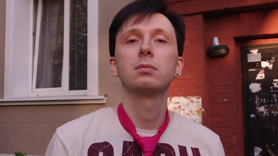 Блогер Николай Горелов
