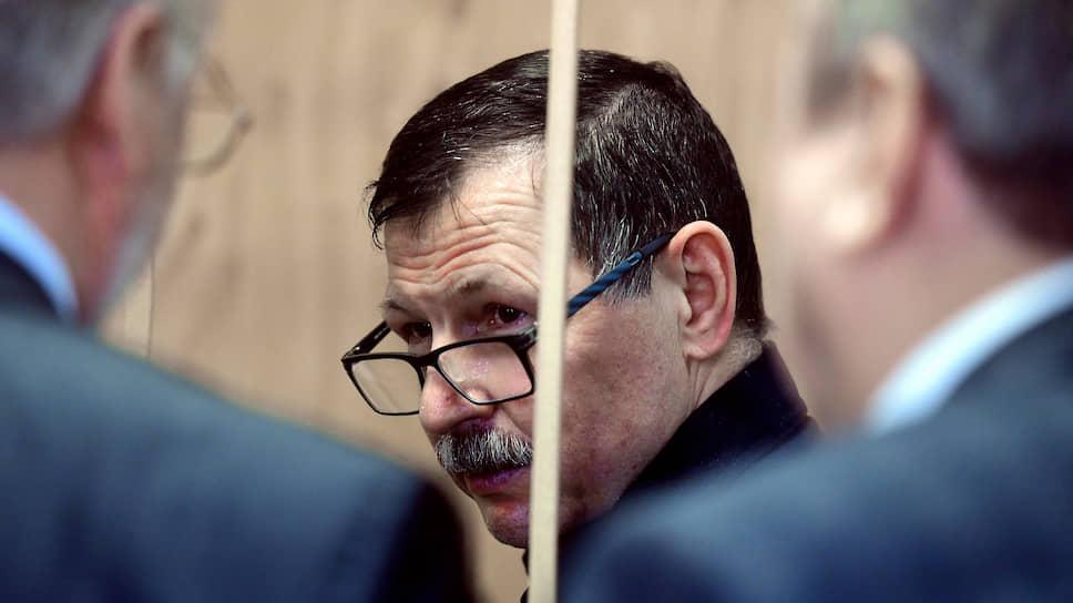 Криминальный авторитет Владимир Барсуков (Кумарин)