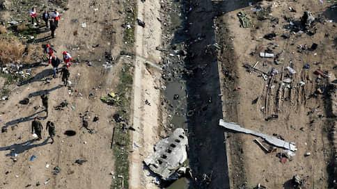 Украина занялась поисками иранского умысла  / В Киеве намерены установить всех виновных в катастрофе лайнера МАУ