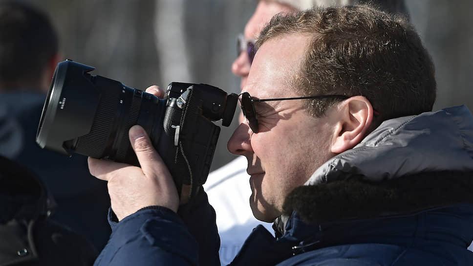 Рабочие будни и выходные правительства Дмитрия Медведева