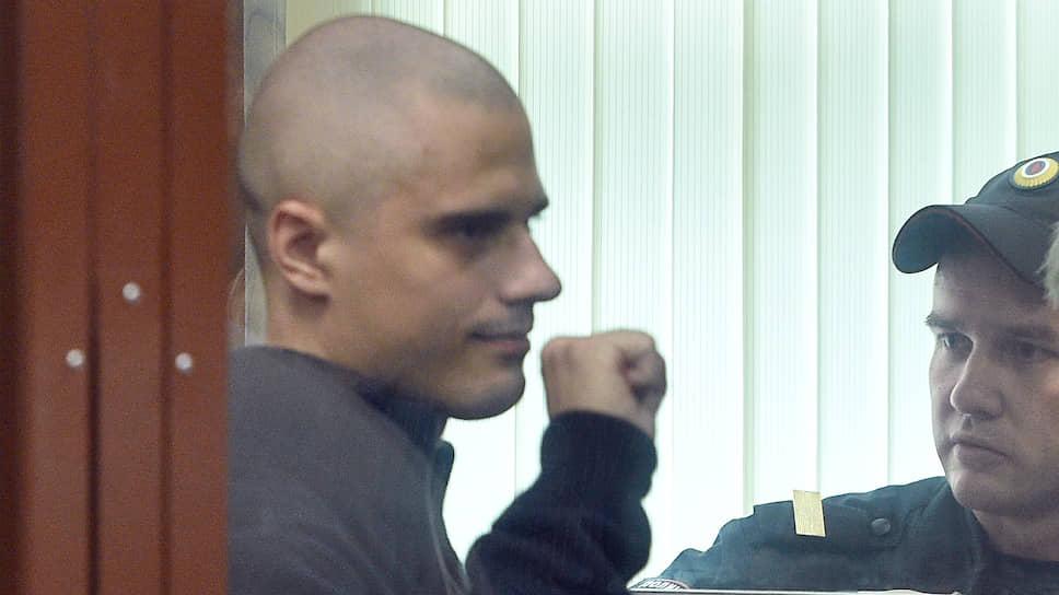 Осужденный по «московскому делу» Иван Подкопаев
