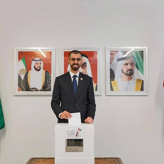 В октябре 2017 года 27-летний Омар Аль Олама стал министром по искусственному интеллекту в ОАЭ