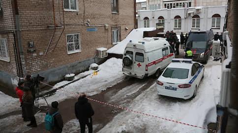 Обожглись на кипятке  / В Перми пять человек погибли в результате коммунальной аварии
