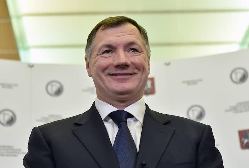 Вице-премьер — Марат Хуснуллин