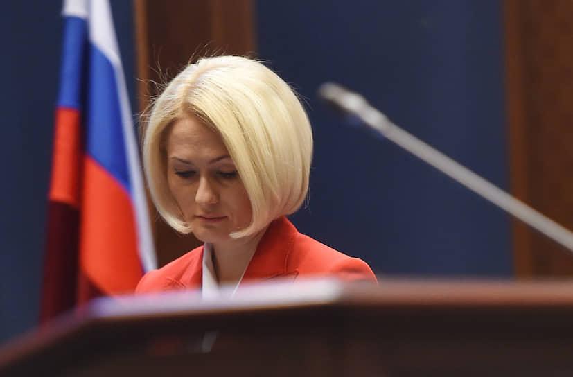Вице-премьер — Виктория Абрамченко