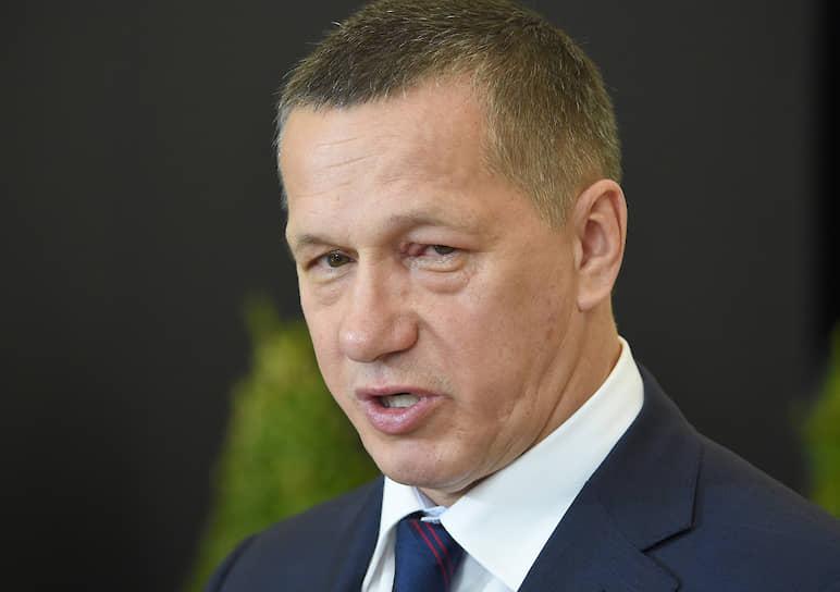 Вице-премьер — полномочный представитель президента в Дальневосточном федеральном округе — Юрий Трутнев