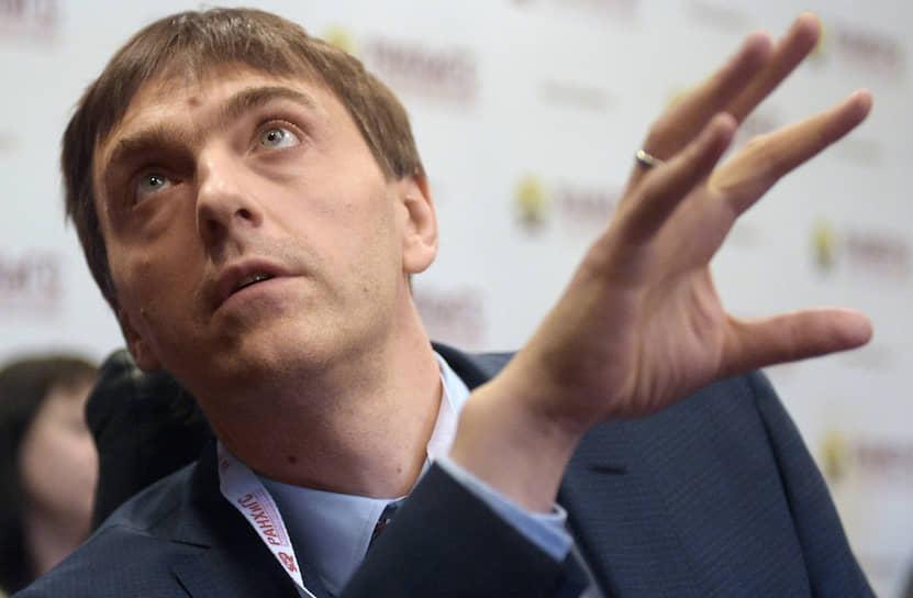 Министр просвещения — Сергей Кравцов