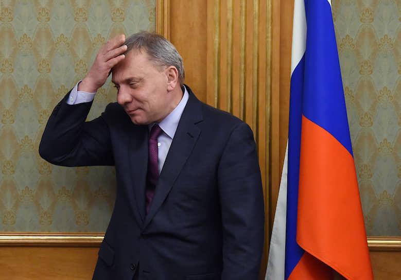 Вице-премьер — Юрий Борисов