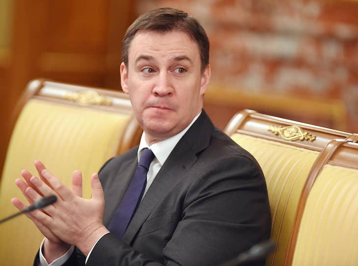 Министр сельского хозяйства — Дмитрий Патрушев