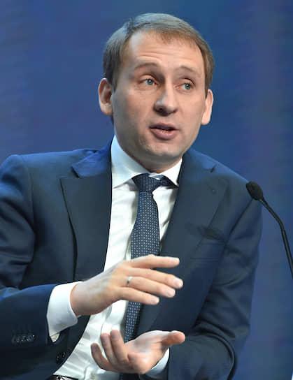 Министр по развитию Дальнего Востока и Арктики — Александр Козлов