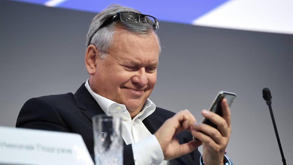 Председатель правления ВТБ Андрей Костин