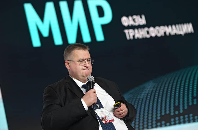 Вице-премьер — Алексей Оверчук