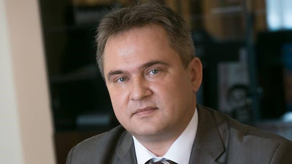 Управляющий красноярского отделения ПФР Денис Майборода