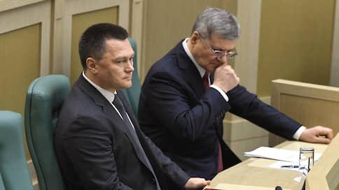 Игорь Краснов не погнался за показателем  / Сенаторы единогласно утвердили нового генпрокурора