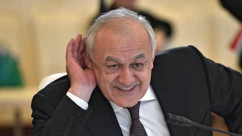 Северный Кавказ обратится в агентство  / Сенатор Таймураз Мамсуров предложил заменить упраздненное министерство по делам региона