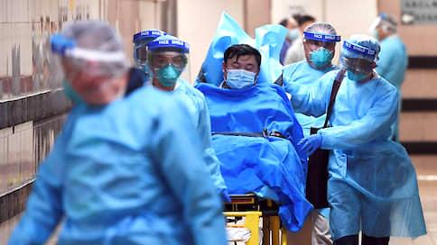 Китайский коронавирус расширяет географию