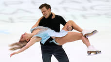 Пять сотых до французов  / Виктория Синицина—Никита Кацалапов уступают 0,05 лидерам после ритм-танца