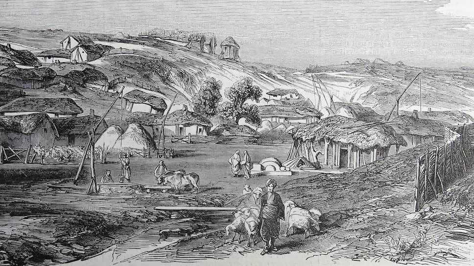 «На дальней чужбине, в Анатолии, в Добрудже и Румелии, основанным ими селениям присваиваются названия оставленных ими в Крыму деревень»
