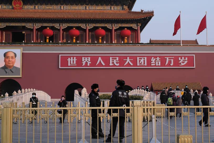 """В Пекине объявлен наивысший уровень (""""I"""") реагирования на ЧС, связанные со здоровьем населения. В столице Китая более сотни зараженных, один человек погиб"""