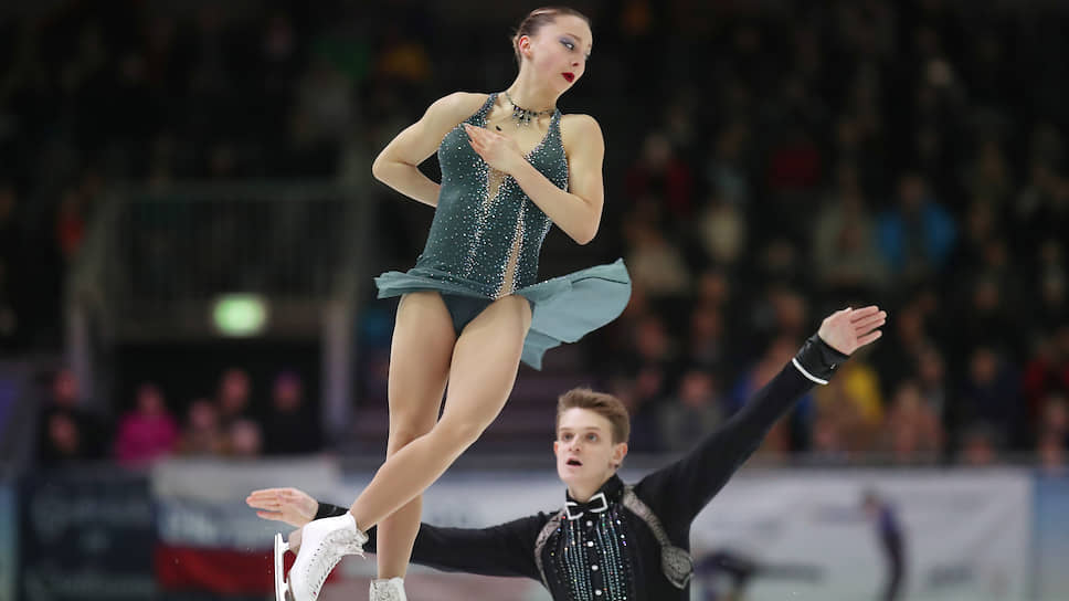 Александра Бойкова и Дмитрий Козловский покорили Европу