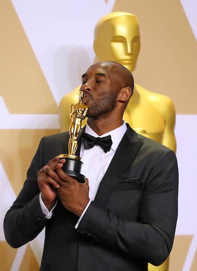 В марте 2018 года Брайант получил «Оскар» за лучший короткометражный анимационный мультфильм «Дорогой баскетбол»