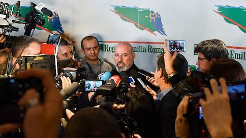 Итальянские «Сардины» потопили правый блок  / Губернатором Эмилии-Романьи остался представитель Демпартии