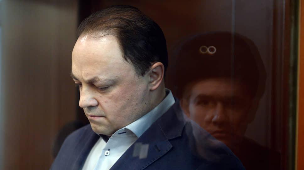 Бывший мэр Владивостока Игорь Пушкарев