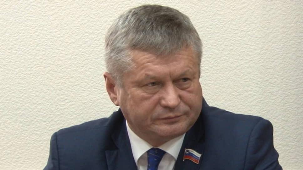 Глава Ширинского района республики Хакасия Сергей Зайцев