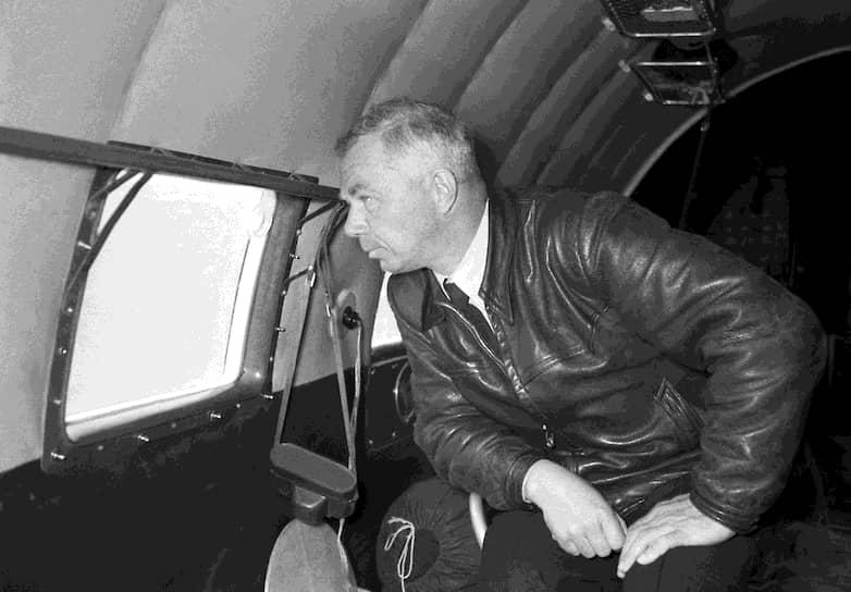 Первая советская антарктическая станция «Мирный» была построена в ходе экспедиции 1955—1957 годов под руководством океанолога и полярного исследователя Михаила Сомова