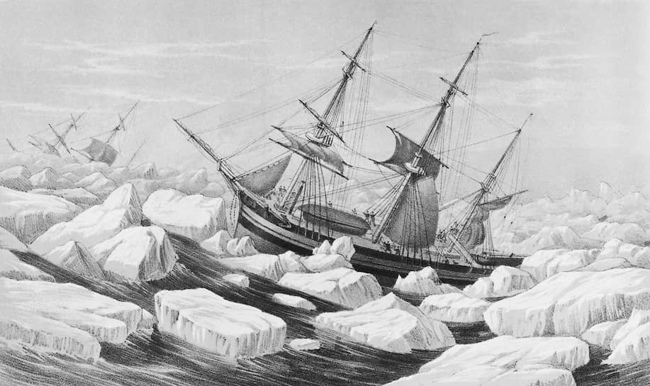В ходе путешествия были открыты вулканы Эребус и Террор (по названиям участвовавших в экспедиции кораблей), море, шельфовый ледник и остров Росса, мыс Адэр, а также описано более 3000 видов животных и растений. Успех экспедиции не был превзойден до начала ХХ века, а исследование Антарктиды после Росса возобновилось лишь через 30 лет
