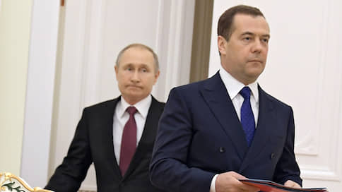 Полномочия Дмитрия Медведева определит Владимир Путин  / Совет федерации одобрил закон о заместителе председателя Совбеза