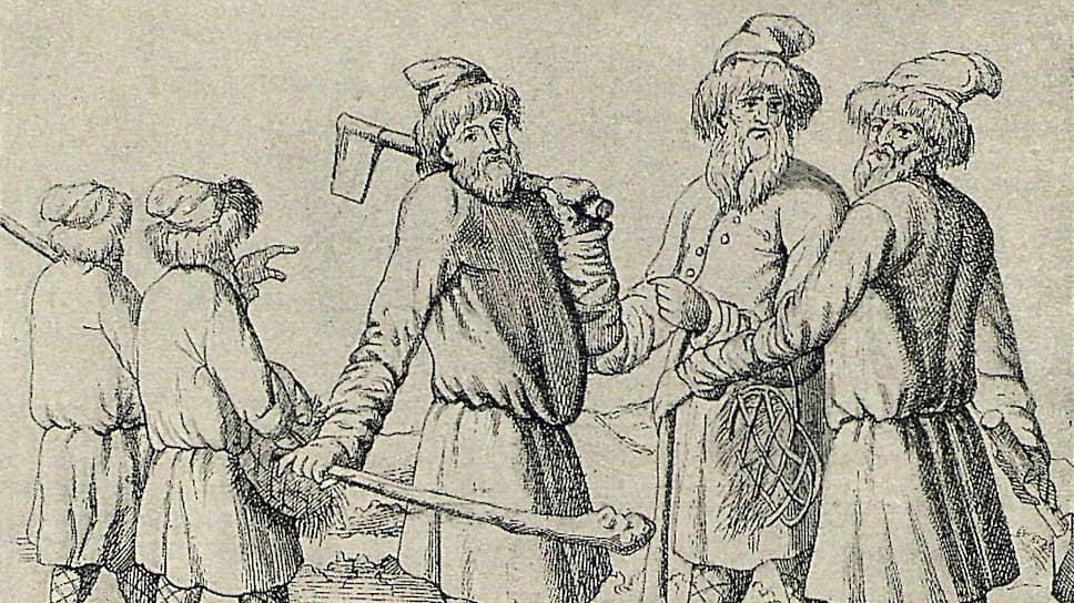 Множество крестьян становились беглыми после того, как землевладельцы хитроумными способами пытались лишить их права быть свободными