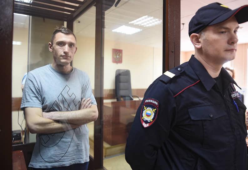 Активист Константин Котов