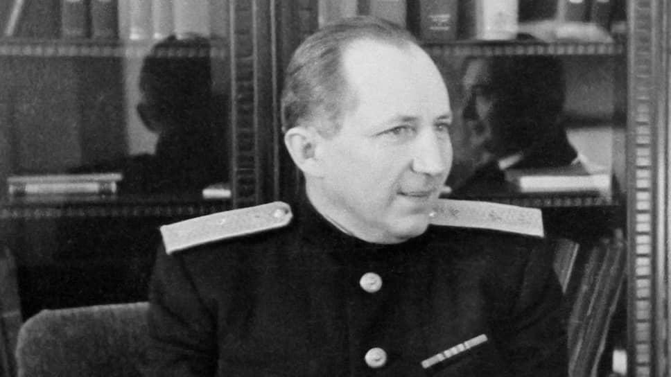 Главный обвинитель на Нюрнбергском процессе от СССР Роман Руденко