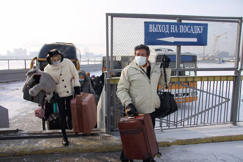 Коронавирус в Хэйхэ не выявлен, но, с учетом того, как он быстро распространился по КНР, санитарный контроль повышен на всех пунктах пропуска возле российско-китайской границы