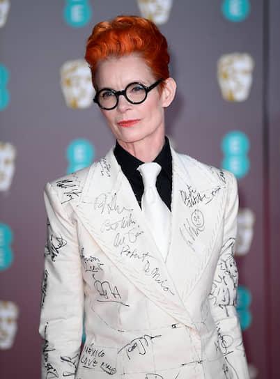 Сэнди Пауэлл была номинирована в категории «Лучший дизайн костюмов» за фильм «Ирландец»