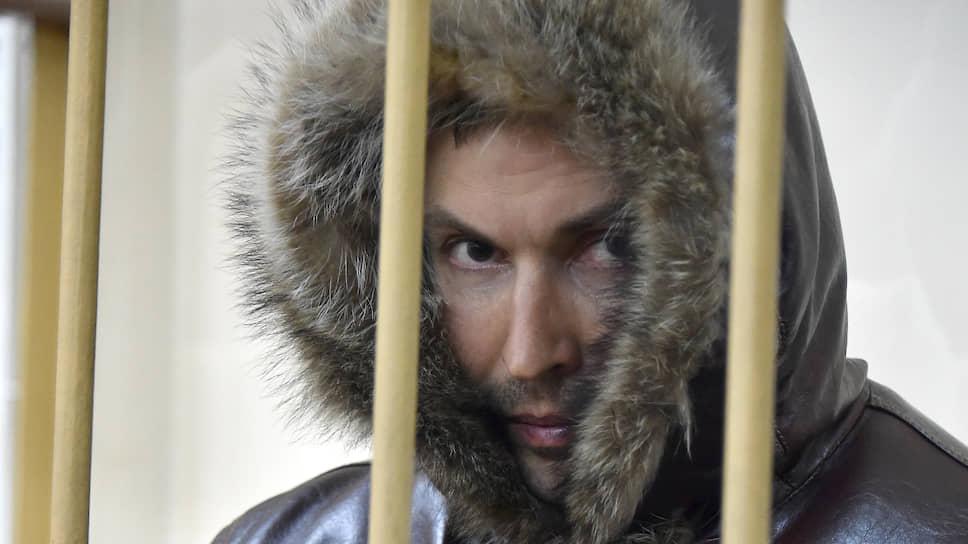 Бывший начальник службы безопасности ПАО «Тольяттиазот» Олег Антошин