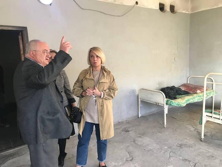В 2018-м году грузинский омбудсмен Нино Ломджария  опубликовала разгромный доклад о положении пациентов в психиатрической больнице в селе Сурами