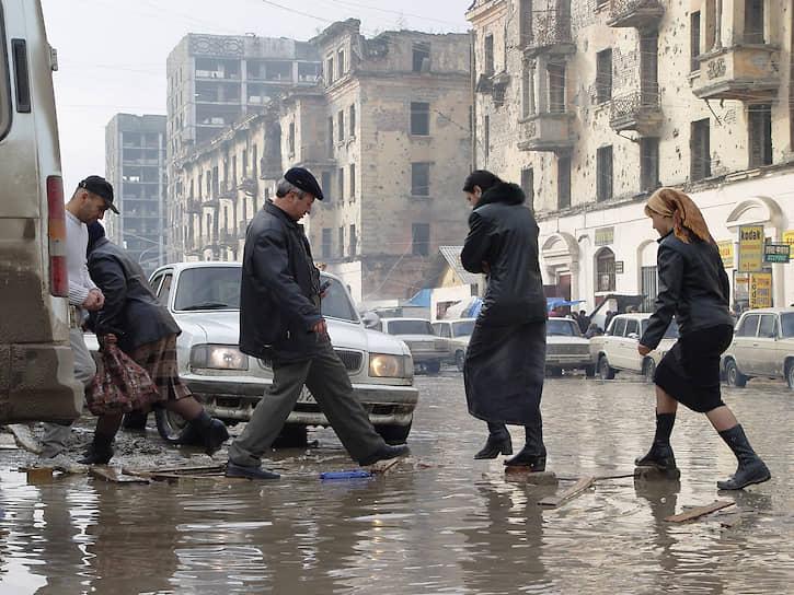 Улица Мира, 2005 год