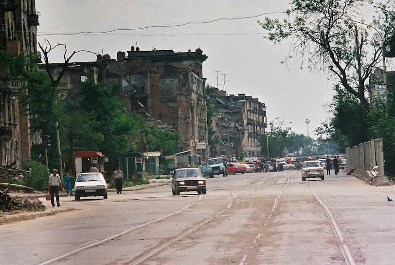 Улица Мира, 1997 год